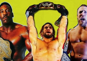 Last Second Champions: Wrestlers Who Won Their First World Title Without Warning