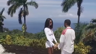"Ryan Leslie Hits Jamaica With A Victoria's Secret Model For His ""The Wonderful Ones"" Video"