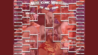 Who's The Most Iconic Wrestler Of All-Time? We Built A Tournament To Find Out