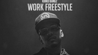 "Kirko Bangz Dropped His Versions Of ""Real Friends"" & ""Work"""