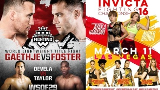 Invicta FC 16 And WOSF 29: Combat Sports Live Discussion