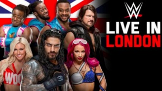 WWE Announced Another Live Special For WWE Network, And It's International