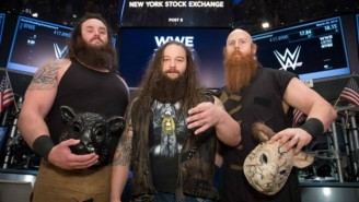 The Wyatt Family Rung The Bell At The New York Stock Exchange. No, Really