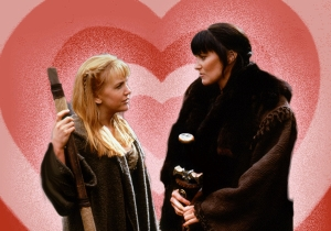 Sounds like the 'Xena' reboot is going to be super gay…good