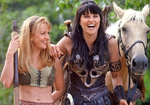 The 'Xena' Reboot Will Make The Warrior Princess' Sexual Undertones A Lot More Obvious