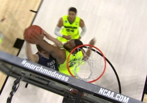 A Baylor Player May Have Delivered The Most Ruthless Rejection Of The Tournament Already