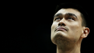 Why Yao Ming Fully Deserves His Enshrinement To The Basketball Hall Of Fame