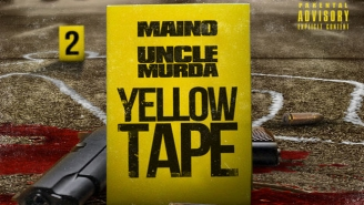 "Maino And Uncle Murda Join Forces On The ""Yellow Tape"""