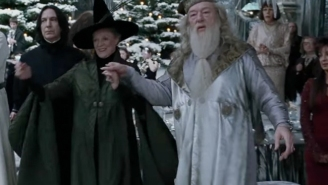 Universal's Wizarding World Of Harry Potter Could Host An Actual Yule Ball For Fans
