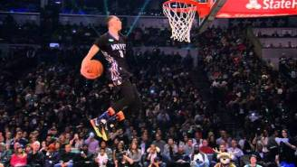 Zach LaVine Donated His Dunk Contest Winnings To A School For Deaf Students