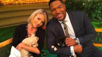 Michael Strahan's Surprise Departure Plans Have Reportedly Left Kelly Ripa Feeling Hurt And Betrayed 'On So Many Levels'