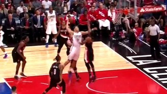 Blake Griffin Contorted His Body Through A Maze Of Defenders For His Best Post-Injury Jam