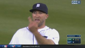 A Tigers Outfielder Responded To Booing Hometown Fans With A Big Middle Finger