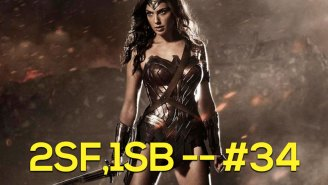 Flash/Supergirl are BFFs and Cara Delevingne looks good in armor – 2 Steps Forward, 1 Step Back