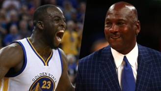 Here's What Michael Jordan Told Draymond Green About Breaking The Bulls' 72-Win Record