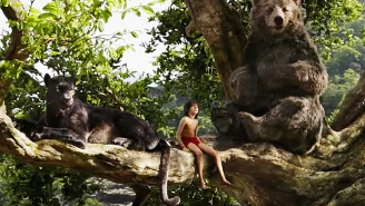 Exclusive images from the gorgeous behind-the-scenes look at 'Jungle Book'