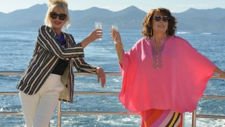 Edina And Patsy Are Here To Behave Badly In The First Official Trailer For 'Absolutely Fabulous: The Movie'