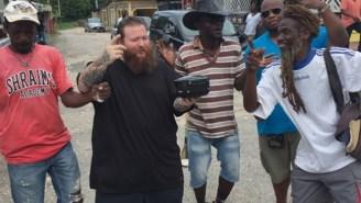 Action Bronson ft. Jah Tiger & Meyhem – Mr. 2 Face
