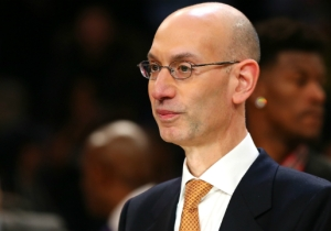 Adam Silver Expects NBA Broadcasts To Look More Like Twitch Feeds In The Near Future
