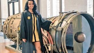 #BeautyOfTheDay: Aerospace Engineer Tiffany Davis