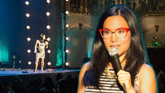 Ali Wong On 'Fresh Off The Boat,' Miscarriage Jokes, And Her New Netflix Special