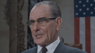 Bryan Cranston Fills Lyndon B. Johnson's Sizable Pants In The 'All The Way' Trailer