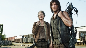 Melissa McBride May Have Dropped A Big Hint At The Fate Of Daryl In 'The Walking Dead' Season 7