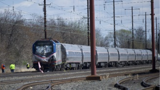 Amtrak Has A Deadly Derailment Near Philly After A Train Strikes A Backhoe