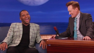 Anthony Anderson's Special Golf Tournament Features 'Special' Brownies That Cheech Marin Can't Handle