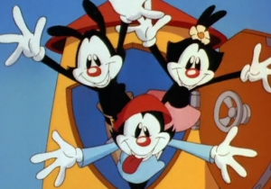 The 'Animaniacs' Are Going On Tour (With A Brand New 'Yakko's World')
