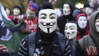 Anonymous Reportedly Turns Their Hacktivist Gaze Towards The KKK