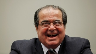 The Law School Named After Antonin Scalia Just Lost Its Awesome Acronym