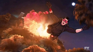 'Archer' Rampaged Its Way Into Private Investigation For The Season Premiere