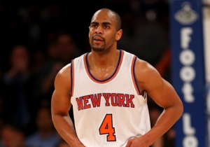 Knicks Coach Kurt Rambis Made It Seem Like Arron Afflalo's Demotion Might Help Him