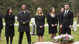 What's On Tonight: Everyone's Still Reeling From That Shocking Death On 'Arrow'