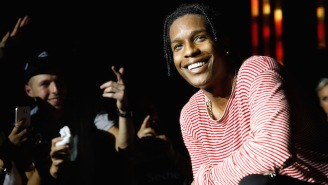A$AP Rocky Is Hitting The Studio With Two Music Industry Veterans