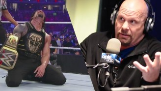 Stone Cold Steve Austin Explained The Problem With Roman Reigns And That WrestleMania 32 Main Event