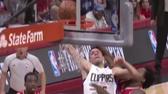 The Short-Handed Clippers Will Need Plays Like This Poster Dunk From Austin Rivers To Beat The Blazers
