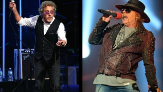 The Who's Roger Daltrey Isn't Sold On The Whole Axl Rose Fronting AC/DC Thing