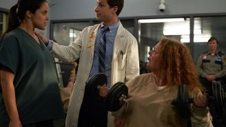 Review: 'Brooklyn Nine-Nine' gets serious & serialized with 'Maximum Security'