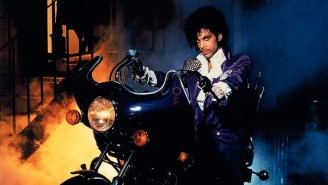 Warner Bros.' First Choice For Prince's Role In 'Purple Rain'? John Travolta!