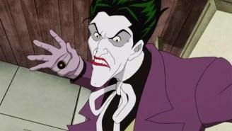 'Batman: The Killing Joke' Now Has An Official Trailer Full Of Treats For Joker Fans