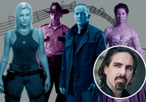 How 'Battlestar Galactica,' 'Outlander' composer Bear McCreary is raising the bar on music for TV