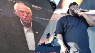 Bernie Sanders Introduced Run The Jewels At Coachella And Everyone Loved It
