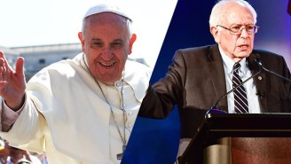 Pope Francis Defends His Meeting With Bernie Sanders As Simply 'Good Manners'