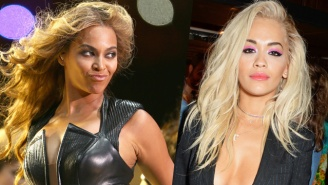 Beyonce's Fans Swarm All Over The Newest 'Becky,' And Watch Out, Rita Ora