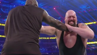 WWE's Big Show Said He Isn't Scared Of A Potential Match With Shaquille O'Neal