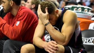 Blake Griffin Apologizes To Clippers Fans And Says His Punch Was '100% My Fault'