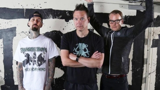 Blink-182 Releases 'Bored to Death,' Their First Track Since The Departure Of Tom DeLonge