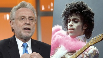 'Purple Haze': Wolf Blitzer Memorializes Prince With An On-Air Gaffe